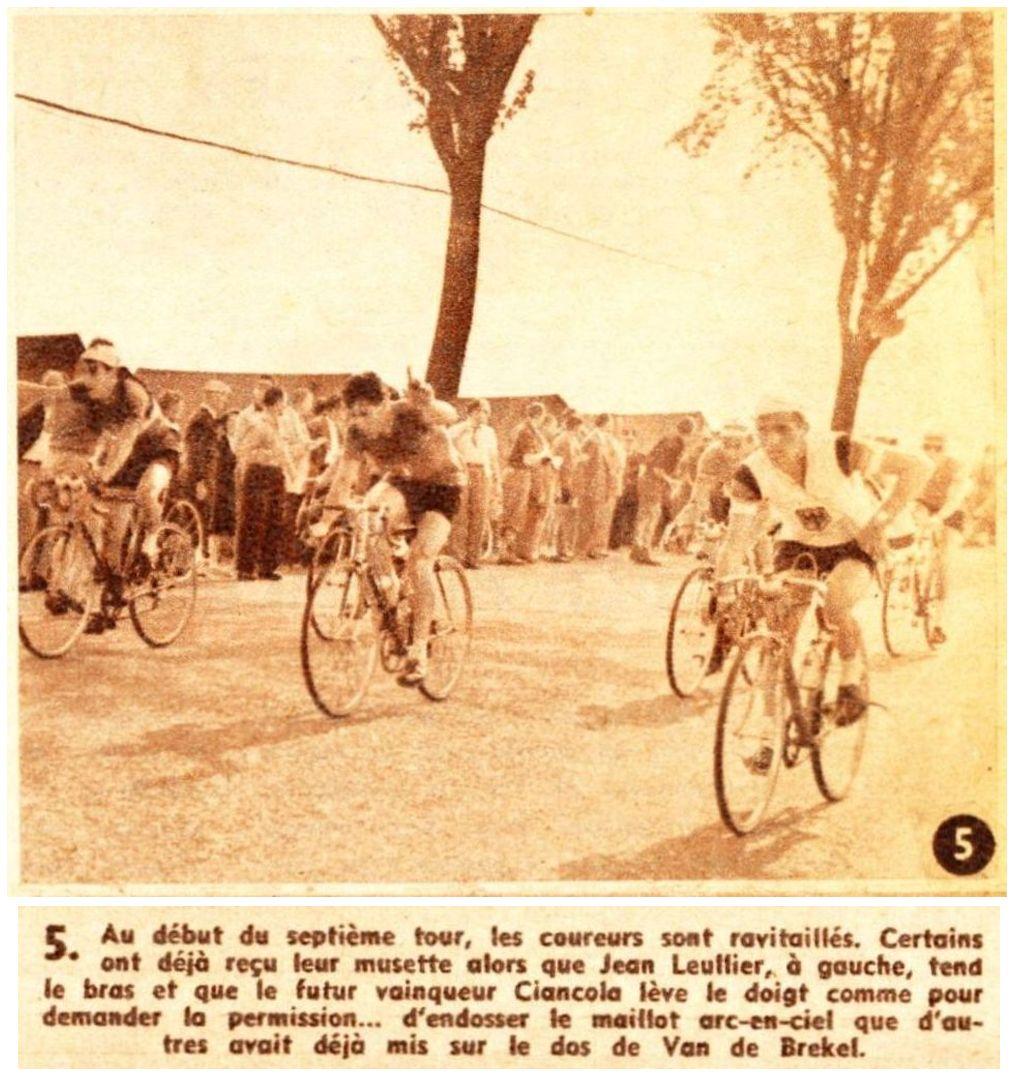 Miroir sprint 324, 25 Aout 1952